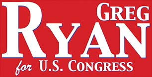 Greg Ryan for Congress